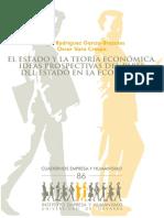 Crespo, García-Brazales - El Estado y la Teoría Económica. Ideas prospectivas del Estado en la Economía