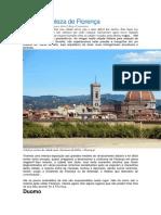 Florença Tours