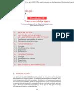 alteraciones del metabolismo del potasio