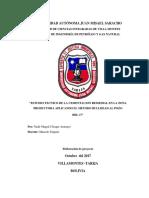ESTUDIO TECNICO DE LA CEMENTACION REMEDIAL EN LA ZONA PRODUCTORA APLICANDO EL METODO BULLHEAD AL POZO BBL.docx