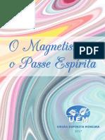 Apostila Magnetismo e Passe Espirita