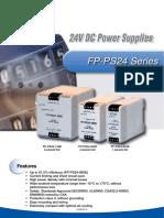 PANASONIC DS Powersupplies En