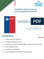 PRESENTACION Dialogo Sobre El Informe de Diagnostico Implementacion Agenda2030