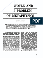Aristotle and the Problem of Metaphysics - Pierre Aubenque.pdf