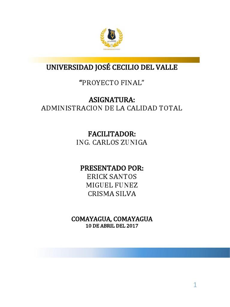 Proyecto Calidad 18-4-17