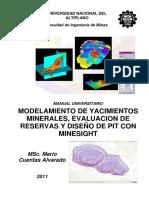 151512401 Manual Modelamiento MineSight
