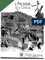 Desarrollo Personal, Ciudadanía y Cívica NIVEL 1