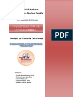 Informe INVOPE II - 1ra Unidad - Panaderia