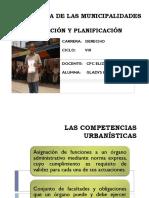Competencia de Las Municipalidad
