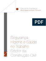 Mala Pedagógica de Apoio à Formacao - Manual Do Formando