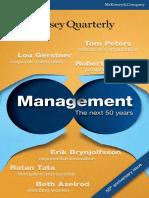2014 Q3 - McKinsey Quarterly - Management, the next 50 years.pdf