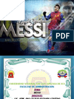 Lionel Messi1