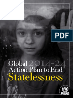 UNCHR Global Action Plan