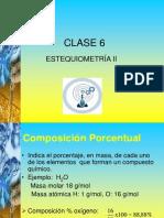Clase+6.+Estequimoetría+II