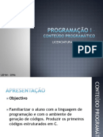Aula 1 - Apresentação - Conteudo Programático (1)