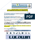 Instalacion b d Lulowin Ng