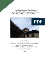 Tibetan Buddhism & Han Chinese