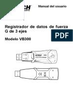 VB300 Manual Español