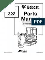 Bobcat 322 Excavator Parts Catalogue Manual SN 552320001 and Above.pdf
