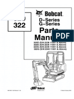 Bobcat 322G Excavator Parts Catalogue Manual SN 234011001 and Above.pdf