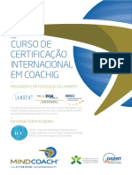 Certificacao Internacional Icc
