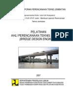 07. Laporan Perencanaan Teknis Jembatan