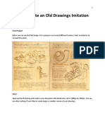 How to Create an Old Drawings Imitation.pdf