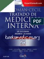 Goldman Cecil Tratado de Medicina Interna 25a Edicion