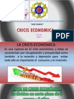 CRICIS ECONOMICA 1