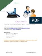 Actividad 1.1 - Auditoria
