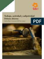 TAS (2012). Compendio de Ponencias
