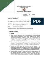 Directiva Permanente 204