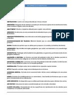 Diccionario de Odontologia 2.0