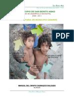 Plan de Desarrollo - San Benito Abad - 2008 - 2011