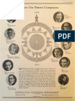 AMORC District Commissioners in 1935