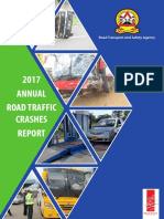2017 Zambia Road Traffic Accidents Report