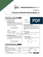 Tema 29 - Lógica Proposicional II