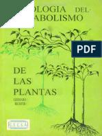 Fisiología Del Metabolismo de Las Plantas - Gerhard Richter.pdf