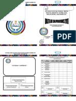 Tarjeta de Calificaciones 2018 Cuarto a Sexto