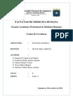 Conteo de Levaduras