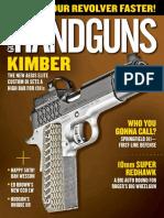 @MagazinesDaily Handguns - August_September 2018
