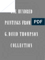 One hundred paintings
