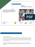 INWENT Unidad 1 Teoria Basica del Conflicto.pdf