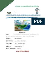 HIDROLOGIA 1ro