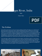 ganges river india
