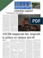 The Oredigger Issue 4 - September 27, 2010