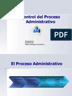 Control Del Proceso Administrativo.