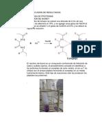 Discusion de resultados sobre proteinas