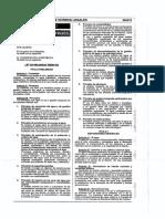 2.13 Ley de Recursos Hidricos
