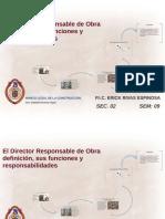 Director Responsable de Obra- PDF Prezi